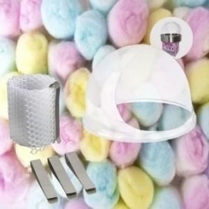 Candy Floss Machine Dome & Net