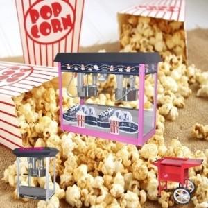 Popcorn Machines & Trolleys