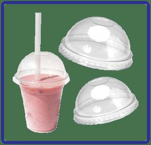 Milkshake Straws & Cups