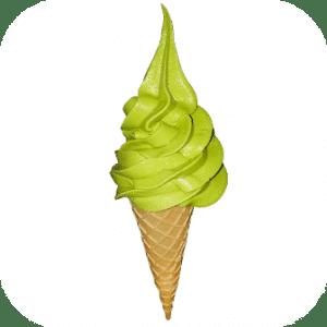Dummy Sugar Cone Green