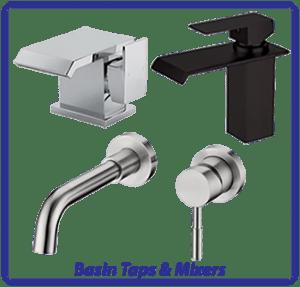 Bathroom Basin Taps & Mixers